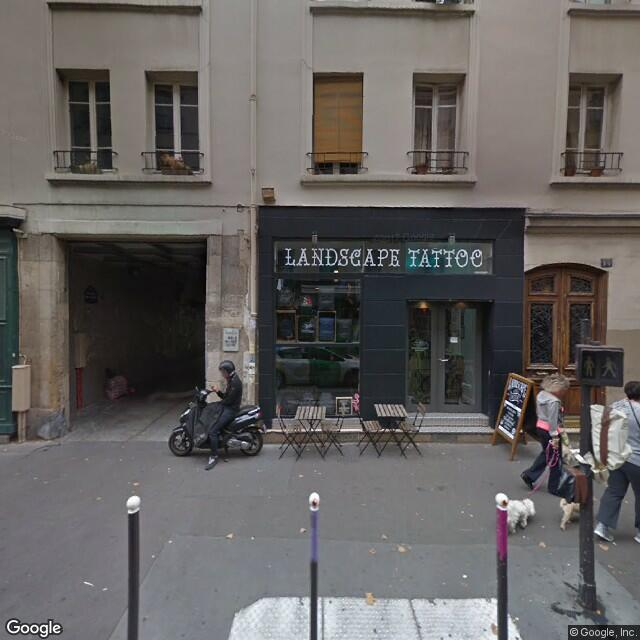 from Sterling lieux gay paris
